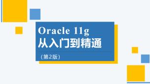 Oracle 11g从入门到精通(第2版)(9787302458227,058854-01 )