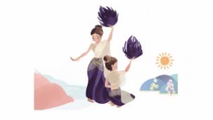 中小学民族舞蹈教学