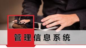 管理信息系统(薛华成)
